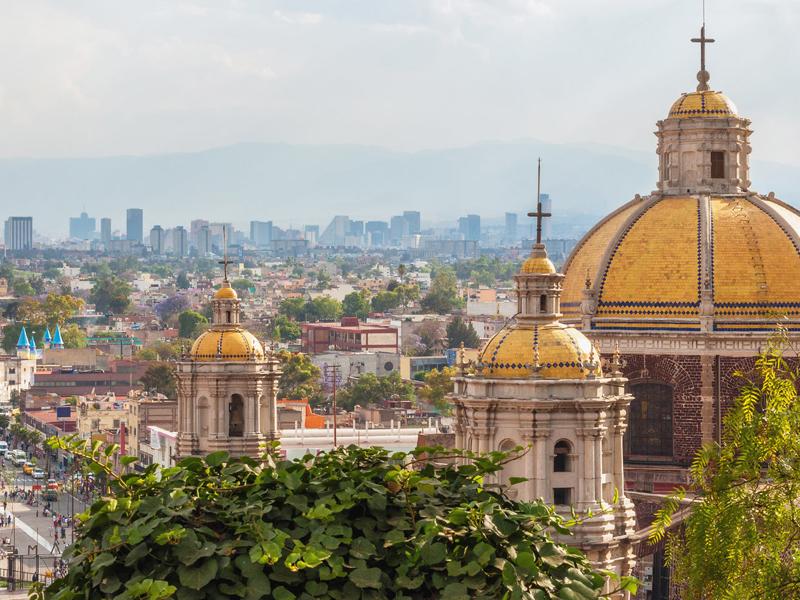Cheap flights to mexico-city