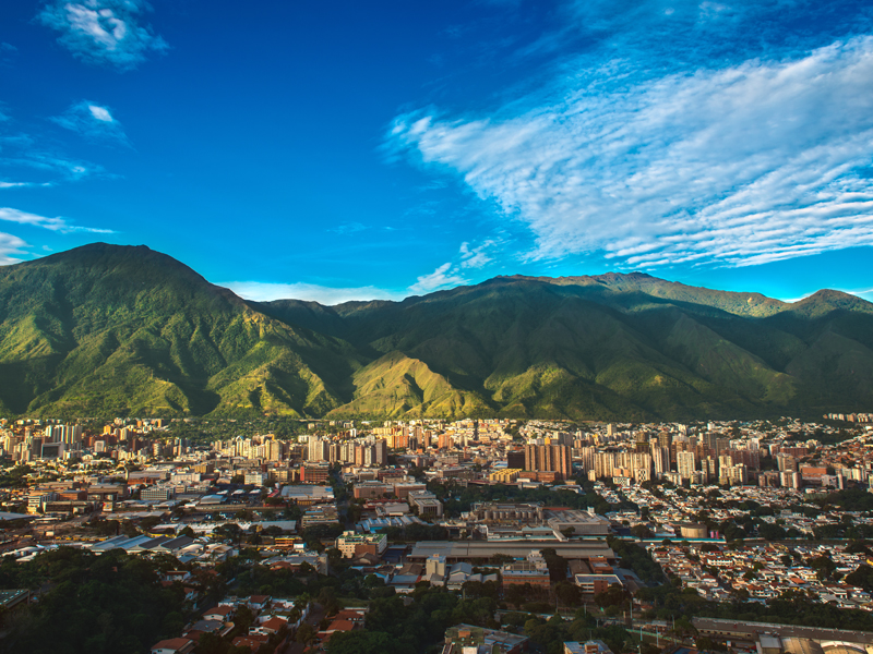 Cheap flights to caracas