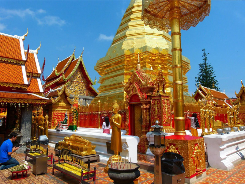 Cheap flights to chiang-mai