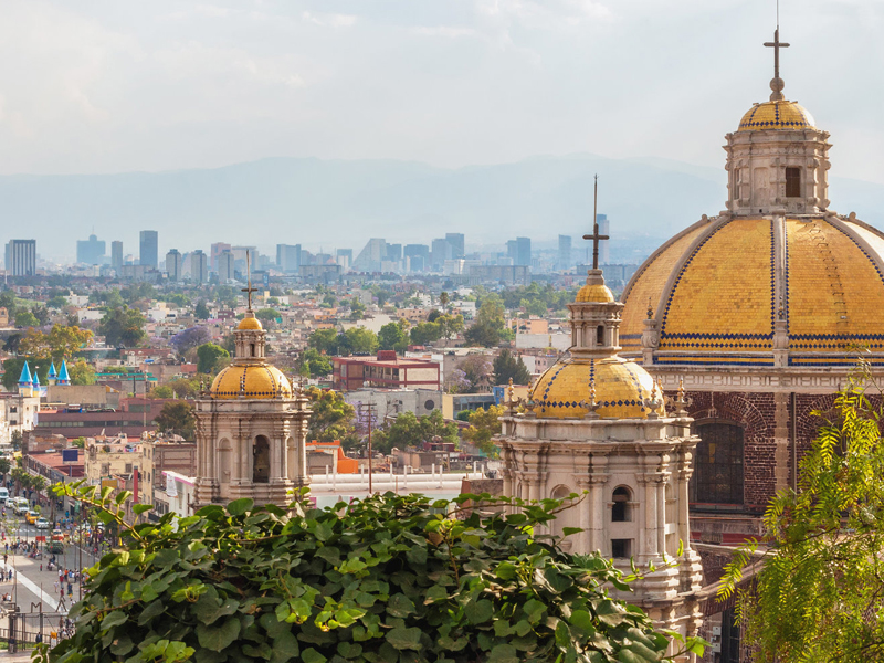 Cheap flights to mexico-city