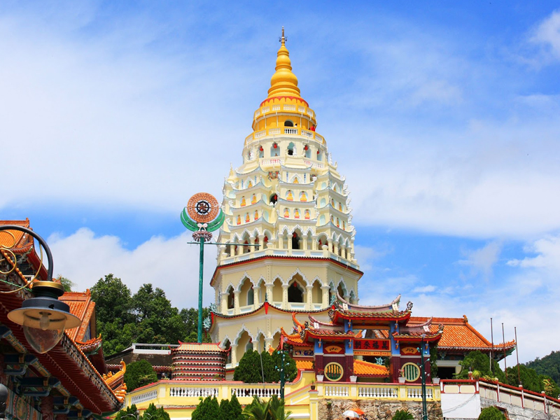 Cheap flights to penang