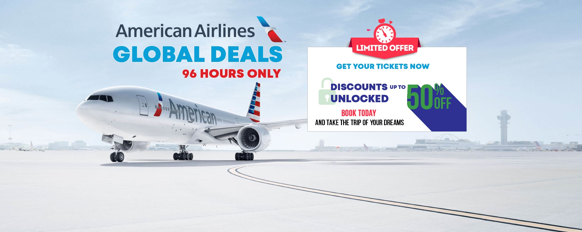 American Airlines Global Deals
