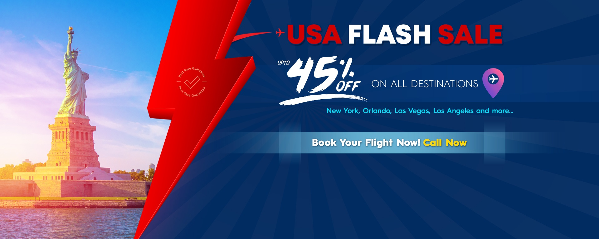 USA Flash Sale